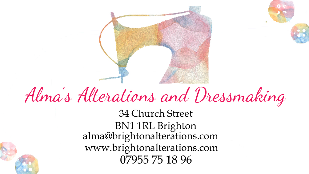 Alma\'s Alterations & Dressmaking - Meet the Team